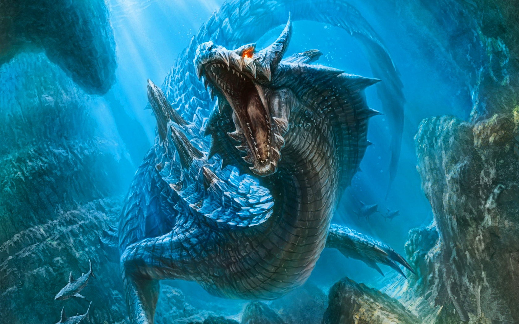 Orion the Water Dragon