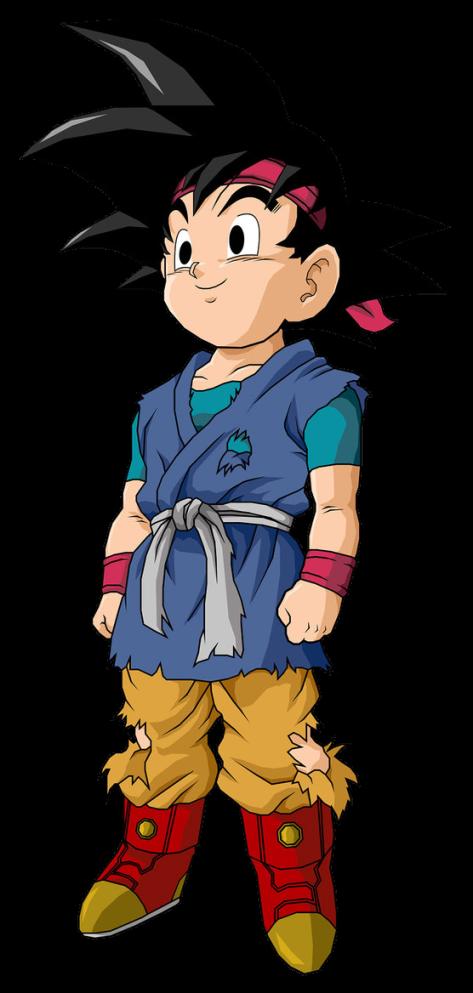 (DBGTHeroes) Goku Jr.