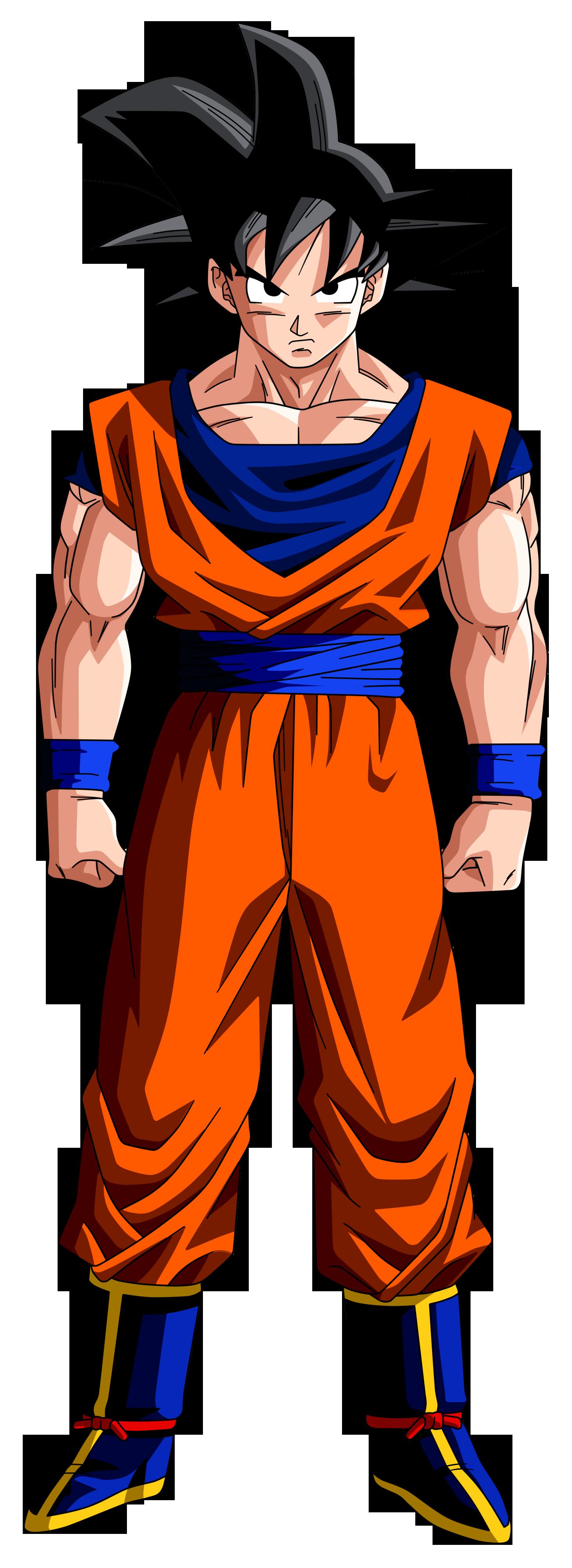 Goku (LordPanda)