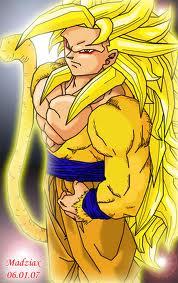 Super Saiyan 6 (Ultimate Saiyan)
