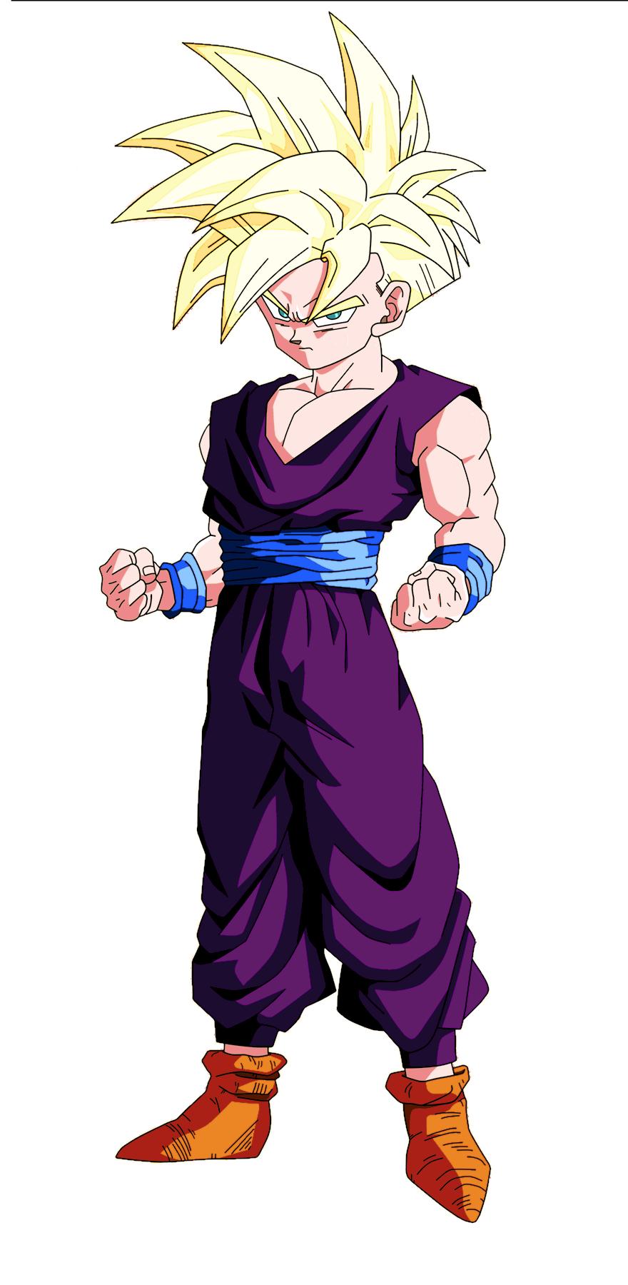 Full Power Super Saiyan (CookieKid247)