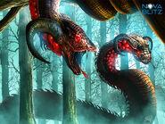 Giant Snakes (Xz)