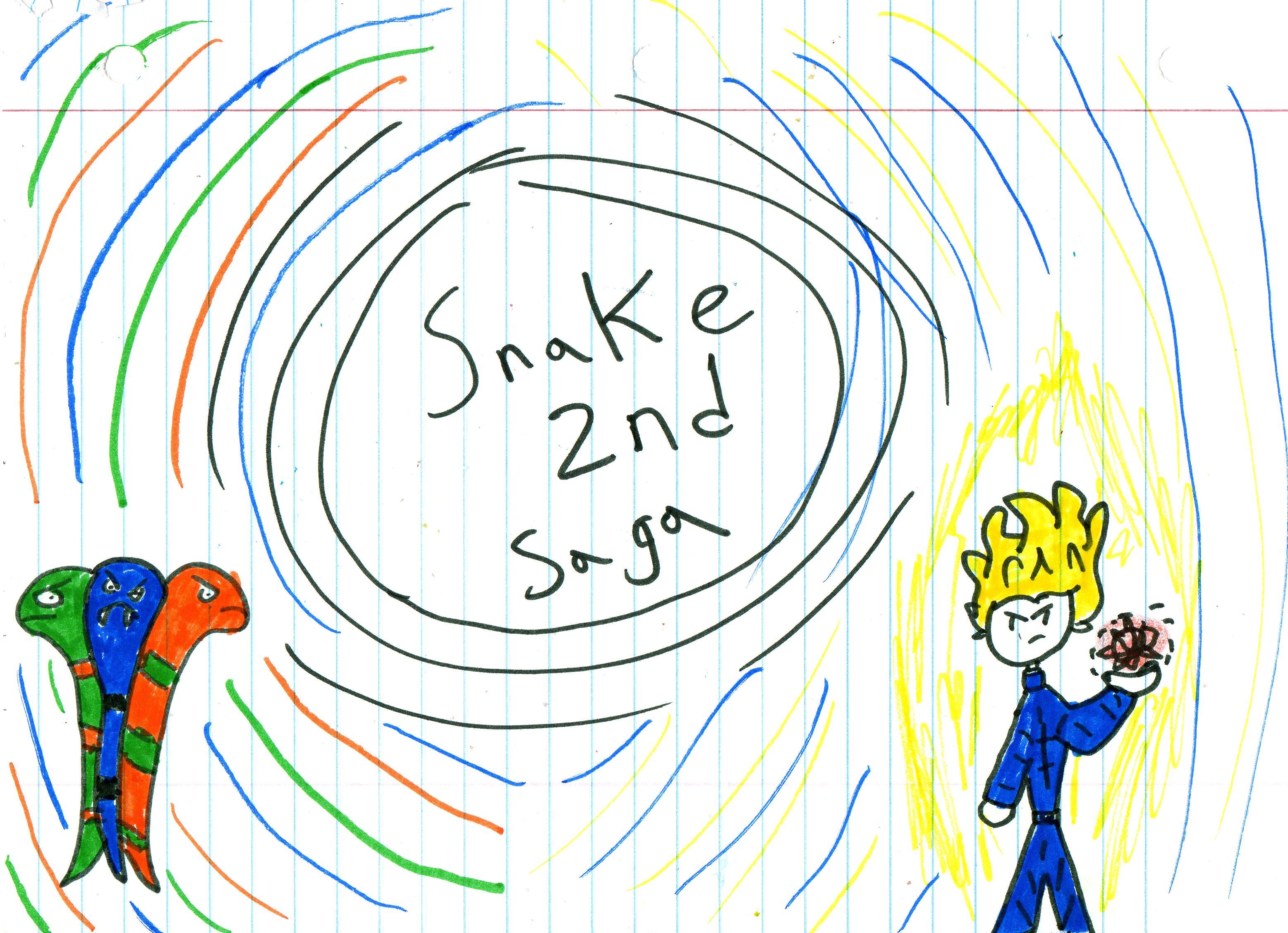 Snake 2nd Saga