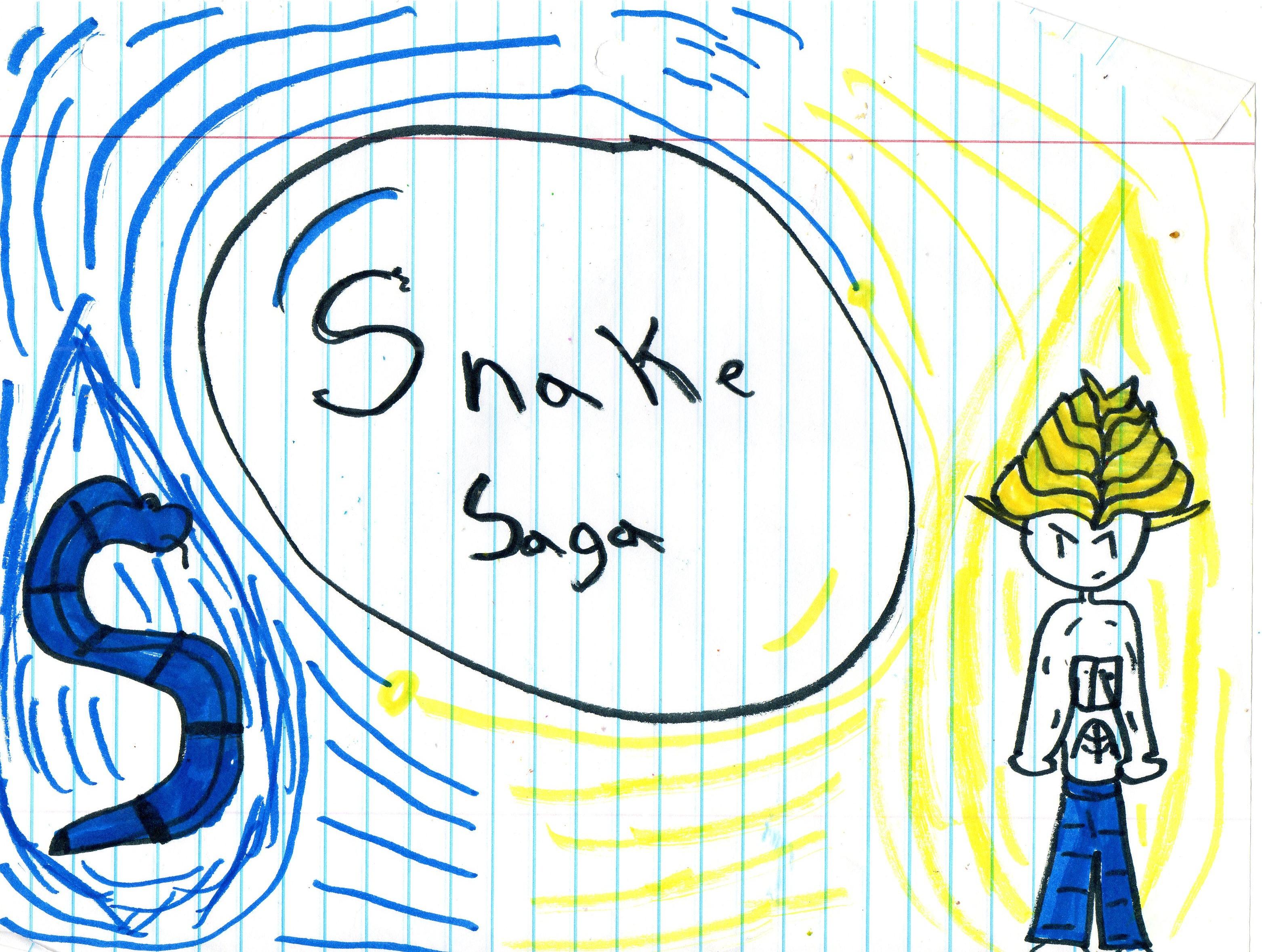 Snake Saga