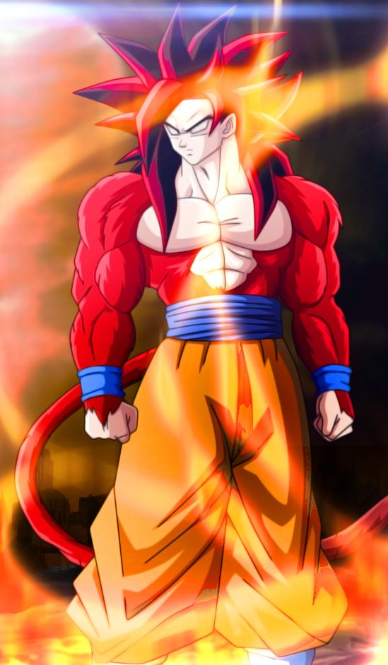 Super Saiyan God 4 (I.J.)