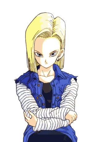 Android 18 (DBAU)