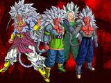 Super Saiyan 5 (Xz)