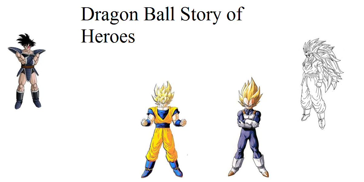 Dragon Ball Story of Heroes