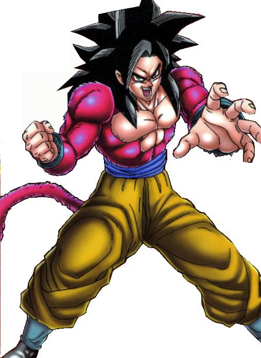 Goku(Geti186's Version)