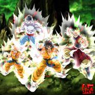 Ultimate Z-Warriors