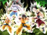 Ultimate Kaioken (Dragon Ball Redux)
