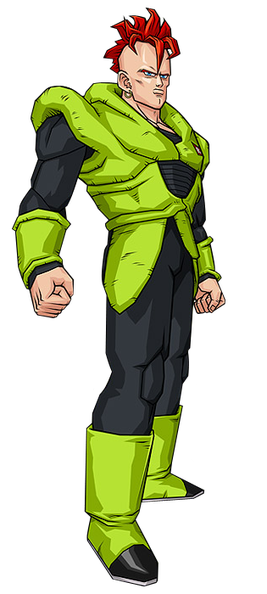 Future Android 16 (BH version)