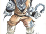 Super Saiyan 10 (BabyKratosxZeus)