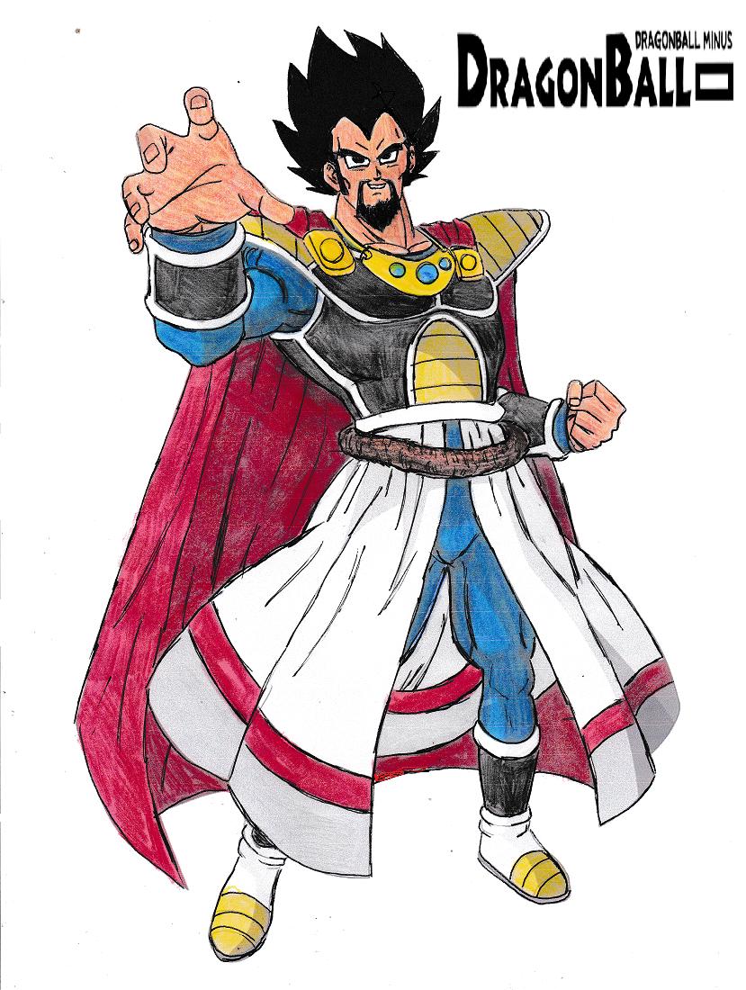 King Vegeta (Nikon23's Extended Universe)