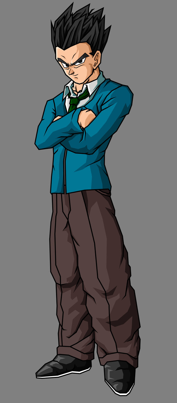 Gohan (Vegetto's universe)