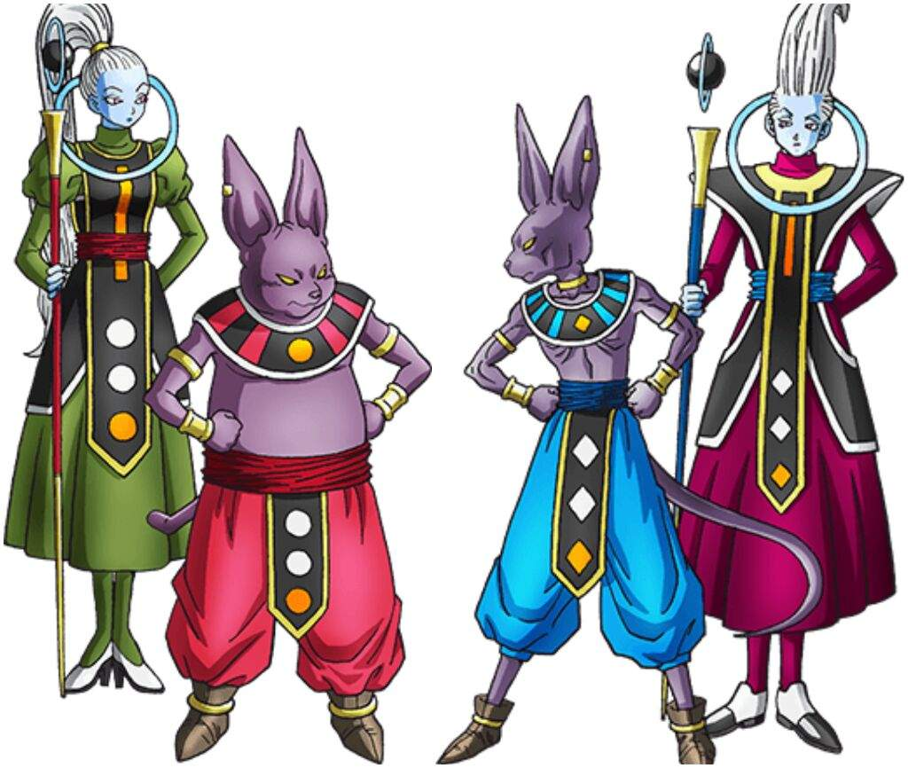 Will Destroy for Food (Beerus backstory)