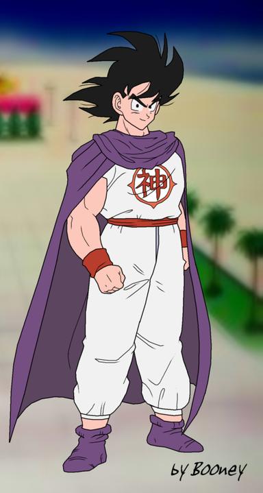 Holy Goku (BH Ouji)
