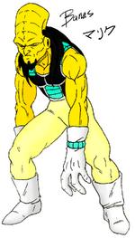 A drawing of Banas by Malik666