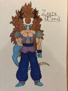 Zanin 2nd form