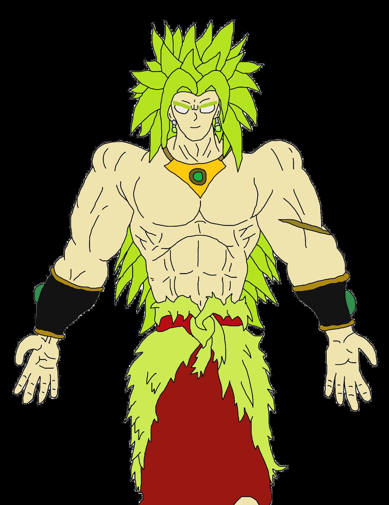 Broly God (Zekons)