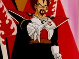 King Vegeta (Saiyan invasion's universe)