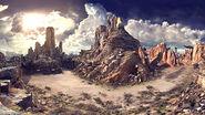 Unnamed Desert Planet Surface (Xz)