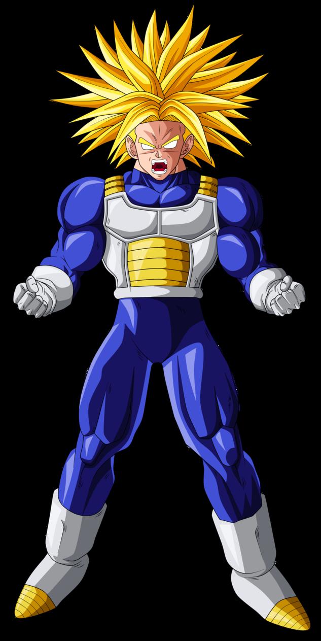 Ultra Super Saiyan (CookieKid247)