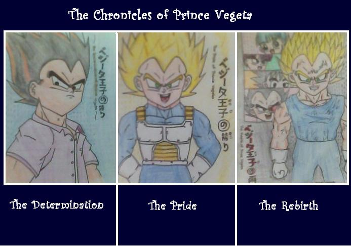 The Chronicles of the Saiyan Prince