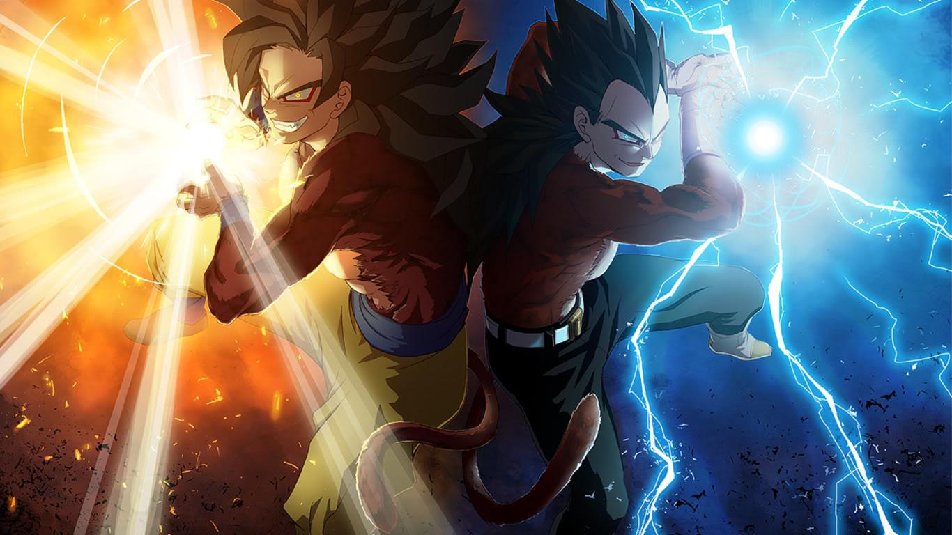 Super Saiyan 4 (Xz)