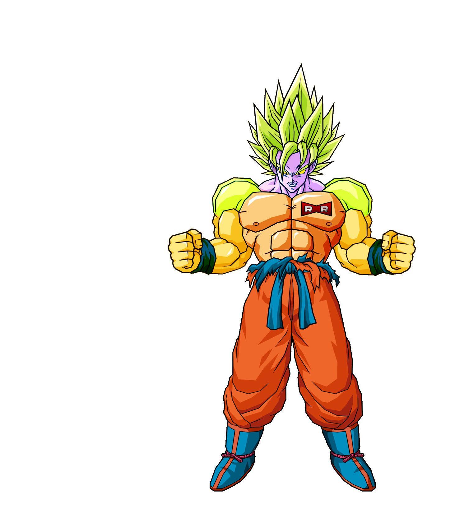 Android Goku
