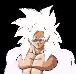 Super Saiyan 8 (Gotek's Version)