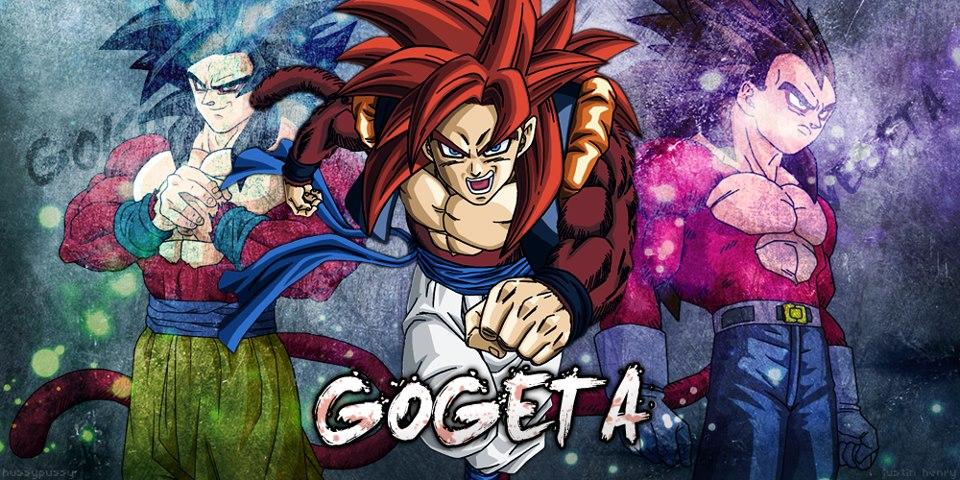 Gogeta(Geti186's Version)