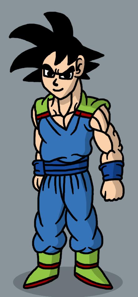 Son Goku (Pandalove93)