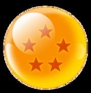 Five-Star Red Star Dragonball (Xz)