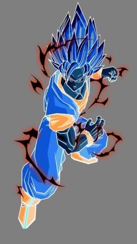 Negative Super Saiyan