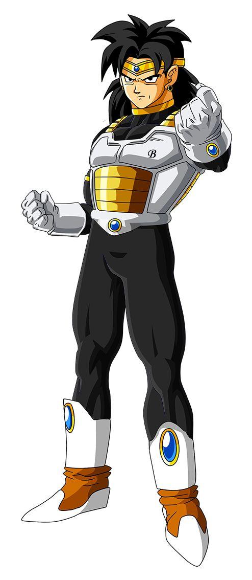 Broly ( Dragon Ball Next-Gen )
