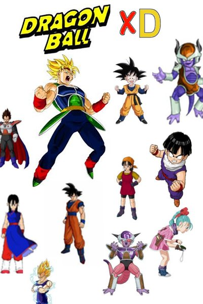Dragon Ball XD (Gozon)