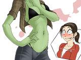 Torrie The Lizard (Fancharacter)