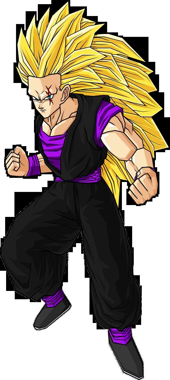 Super Saiyan 3 (CookieKid247)