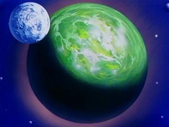 Kaioshin Planet