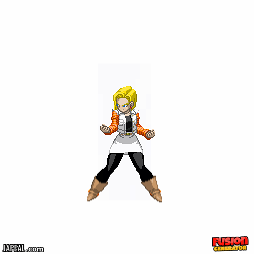 Android 18 (2nd Timeline)