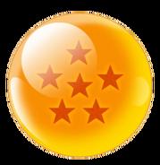 Six-Star Red Star Dragonball (Xz)