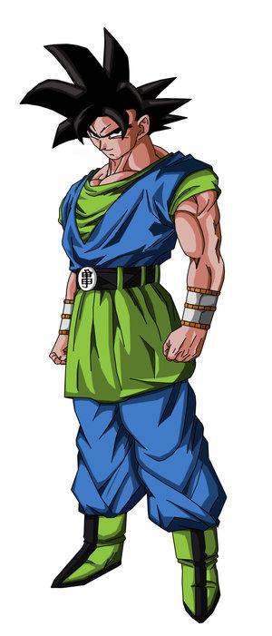 Goku DBTP