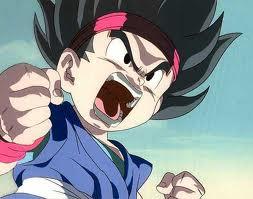 Goku Jr. (BurningVow)