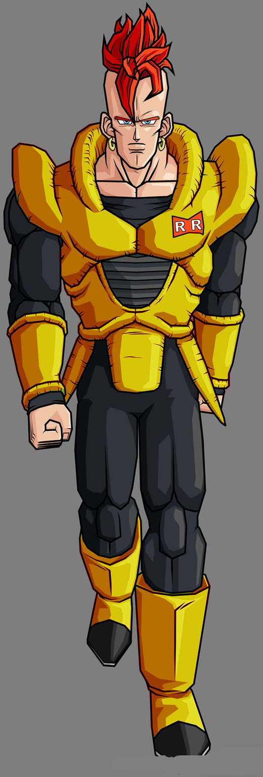 Android 22 (Zeon1)