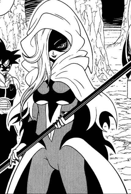 Towa (Pan's Ascent)