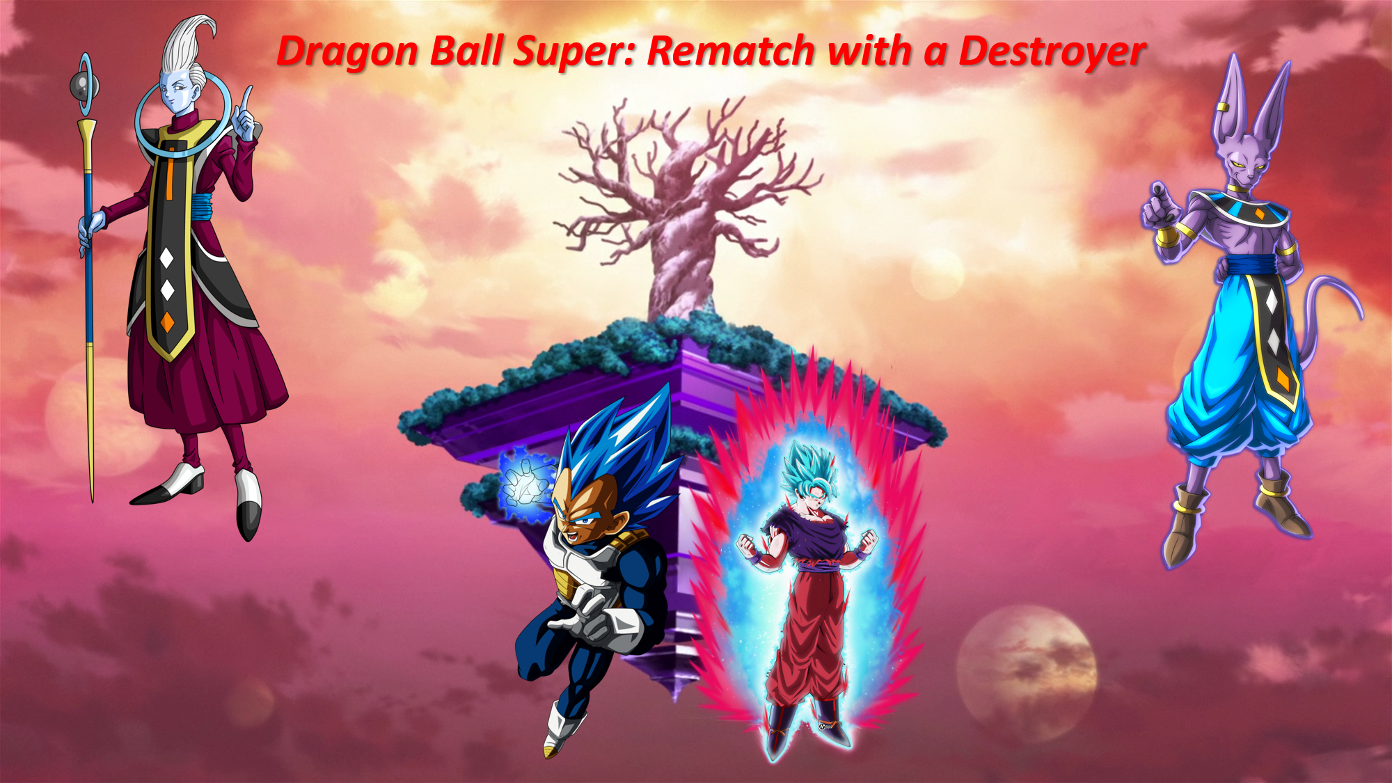 Dragon Ball Super: Rematch With a Destroyer