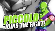 Piccolo Joins The Fight!