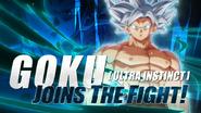Goku (Ultra Instinct) Joins the Fight!