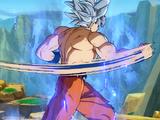 Goku (Ultra Instinct)/Move List
